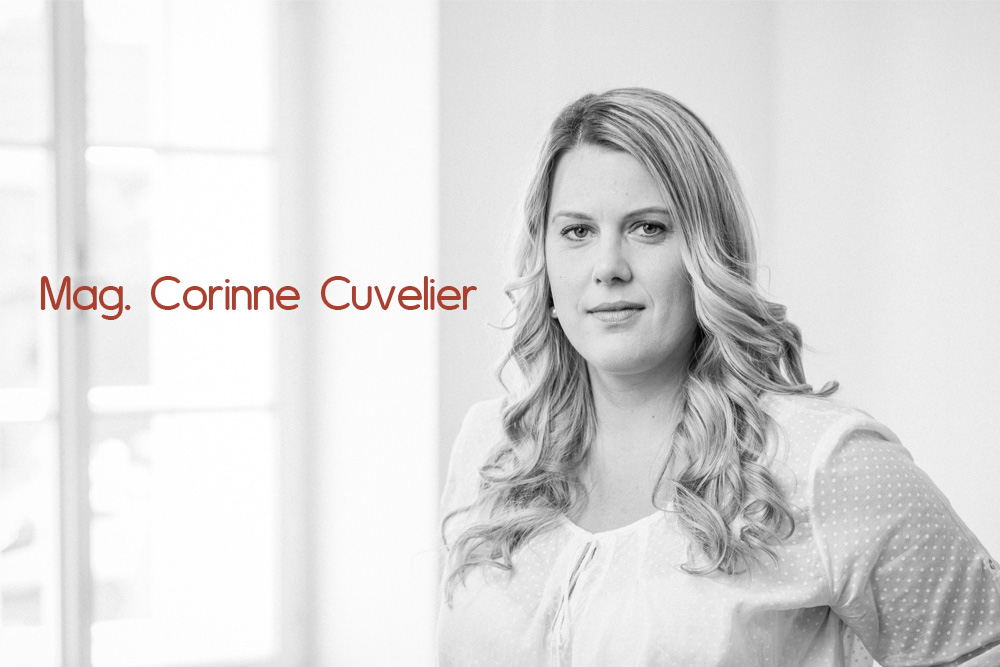 Mag. Corinne Cuvelier