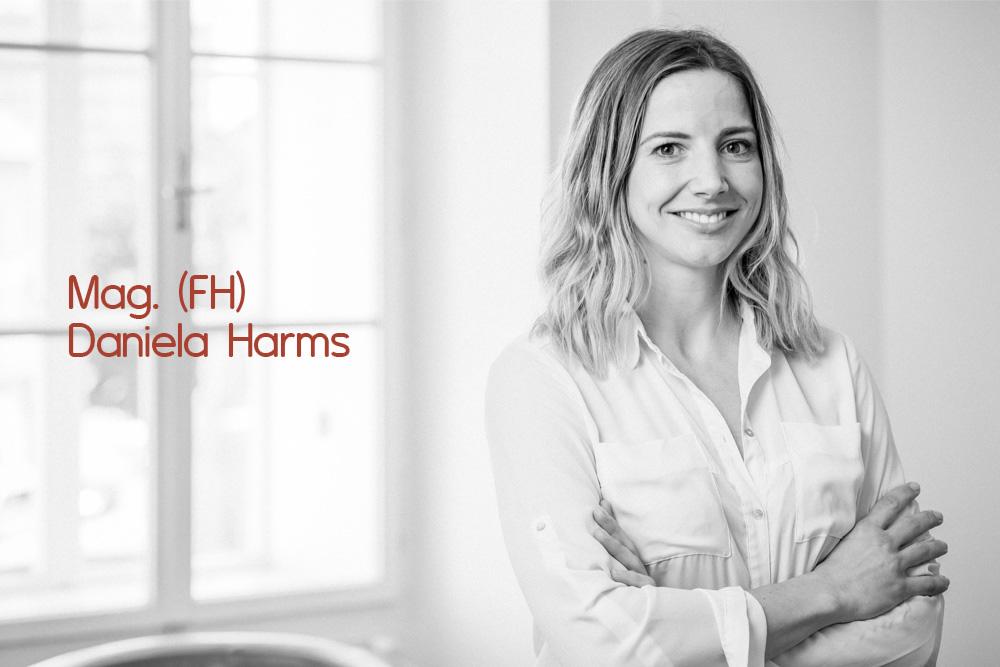 Mag. (FH) Daniela Harms