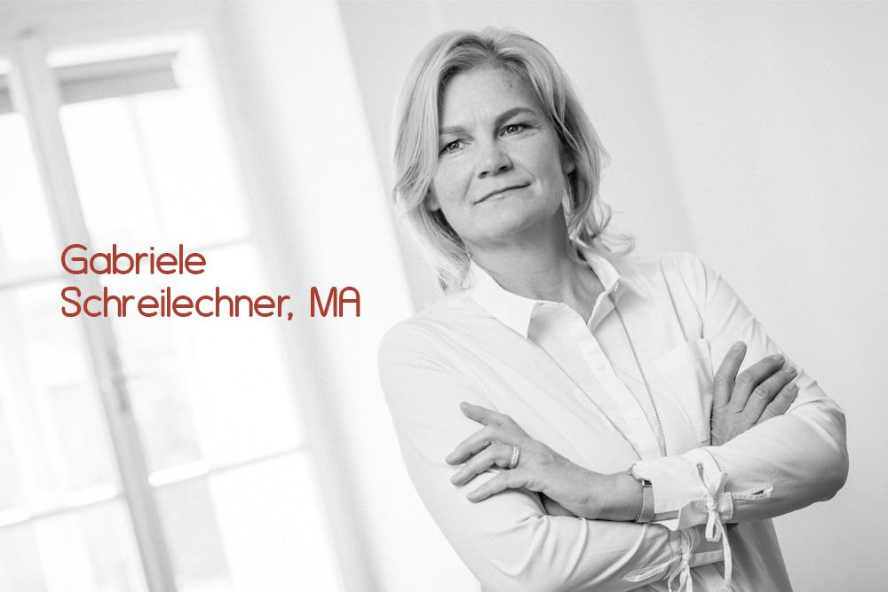 Gabriele Schreilechner, MA