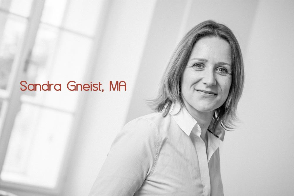 Sandra Gneist, MA