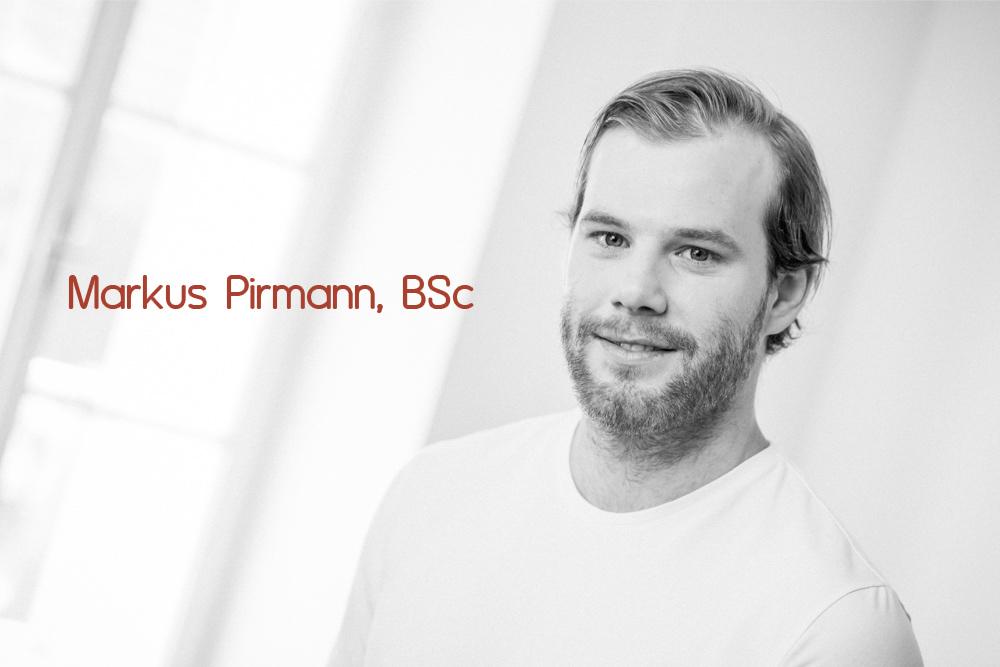 Markus Pirmann, BSc